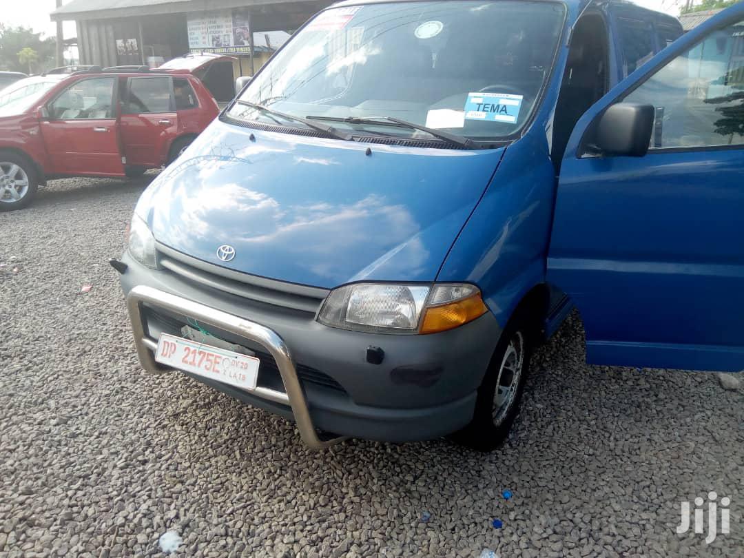 Toyota Hiace 2.4 Desiel Manuel Engine | Buses & Microbuses for sale in Kumasi Metropolitan, Ashanti, Ghana