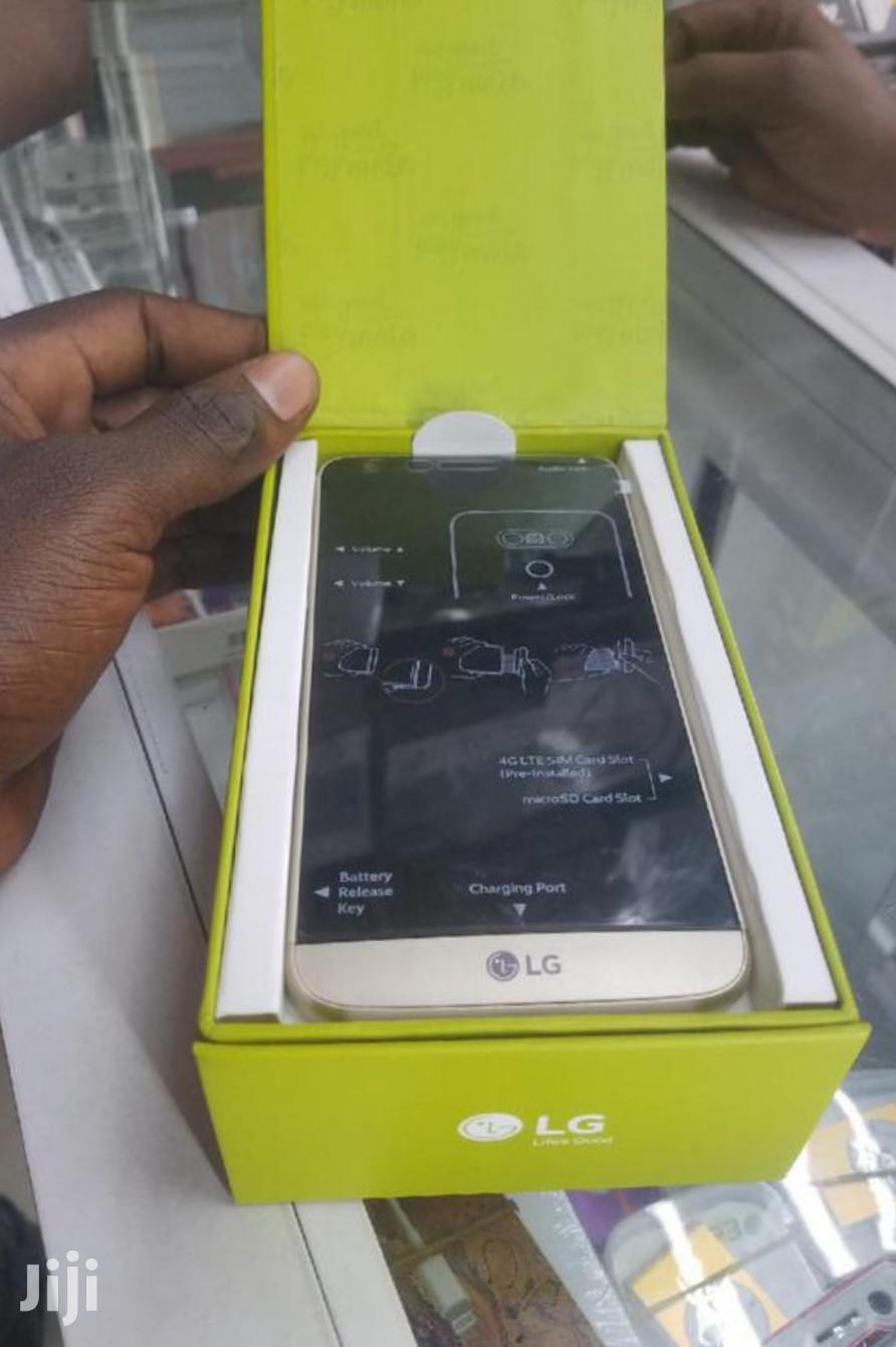 New LG G5 32 GB Gold