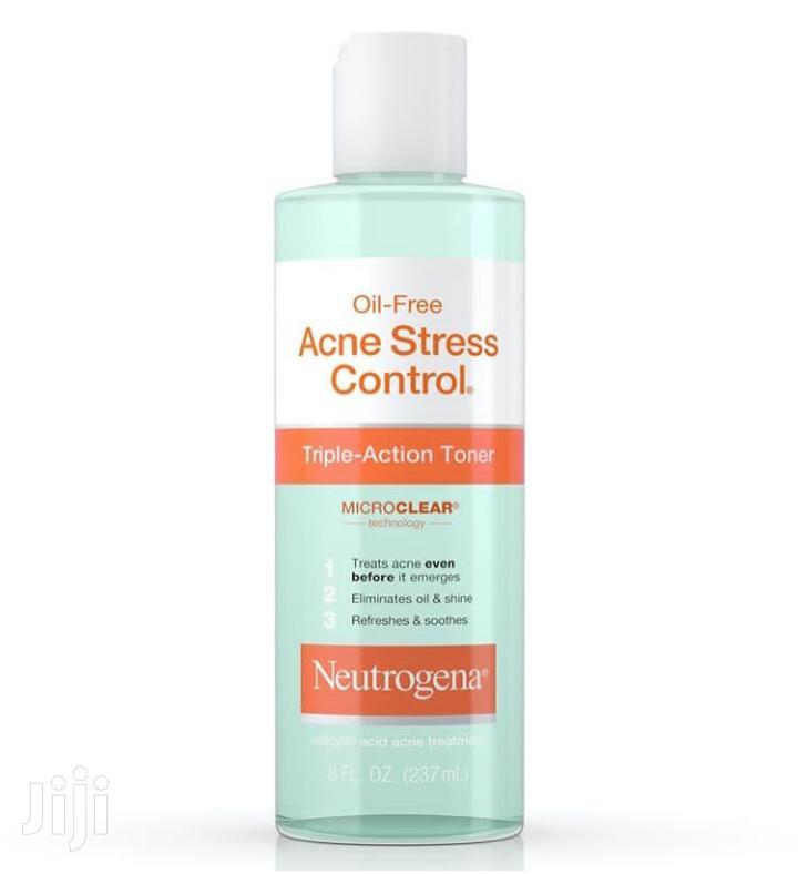 Neutrogena Oil Free Acne Stess Control