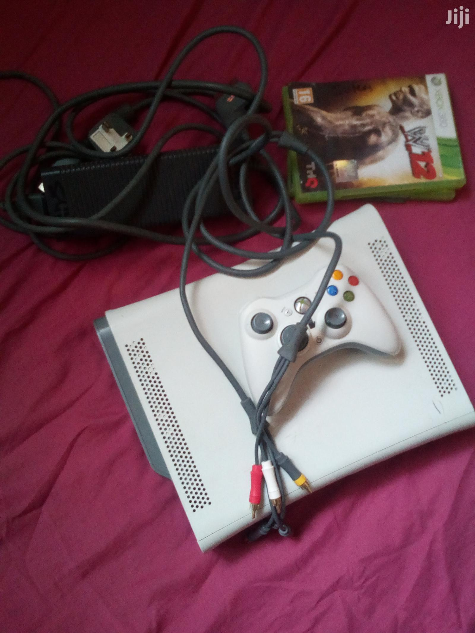 Very Neat Xbox 360 for Sale