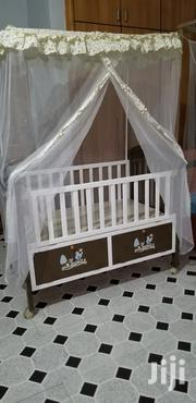 Wooden Baby Cot   Children's Furniture for sale in Greater Accra, Ga East Municipal