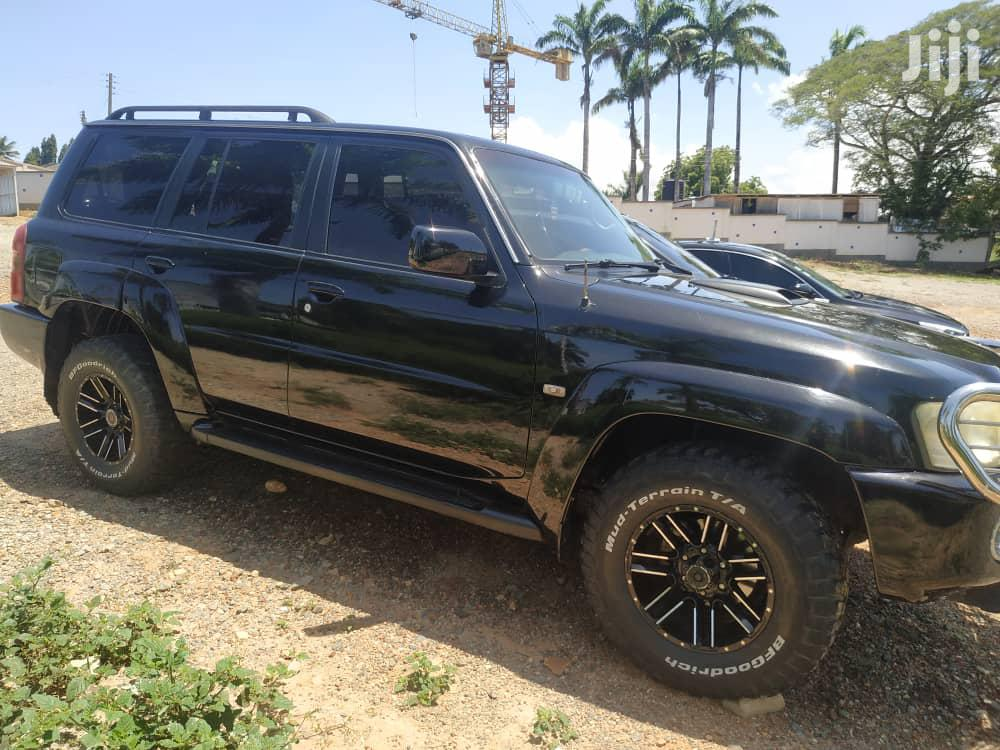 Nissan Patrol 2012 Black | Cars for sale in Ashaiman Municipal, Greater Accra, Ghana