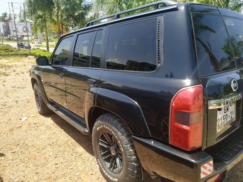 Nissan Patrol 2012 Black | Cars for sale in Ashaiman Municipal, Greater Accra, Ghana