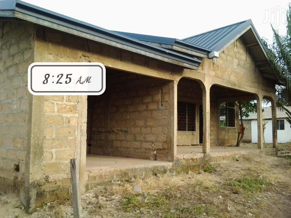 Archive: House for Sale at Kasoa Blue Top