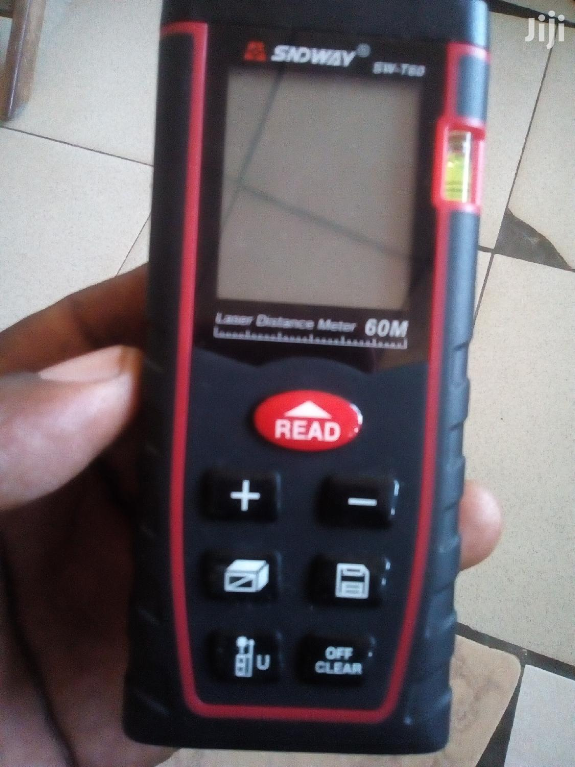 Sndway Sw-t60 Laser Distance Meter 60M   Measuring & Layout Tools for sale in Dansoman, Greater Accra, Ghana