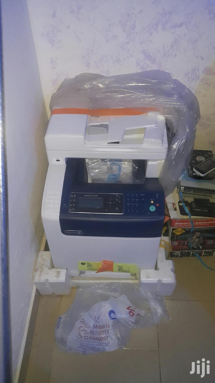 Archive: Xerox Printer 6505