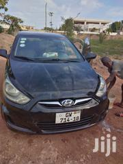 Hyundai Accent GS Automatic 2012 Black | Cars for sale in Greater Accra, Dansoman