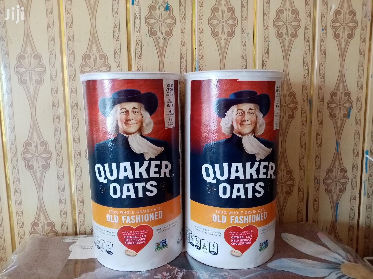 Quaker Oats Old Fashioned