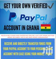 Get A Verified Paypal Account In Ghana | Computer & IT Services for sale in Greater Accra, East Legon