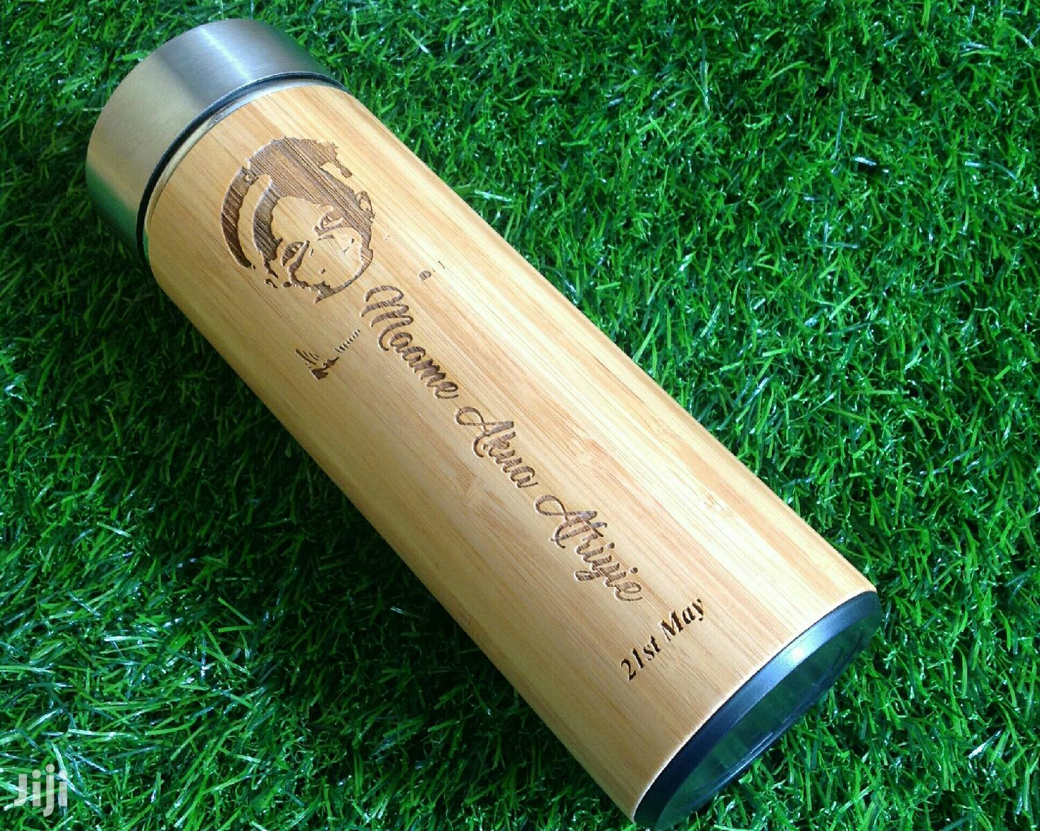 Archive: Customized Bamboo Flask