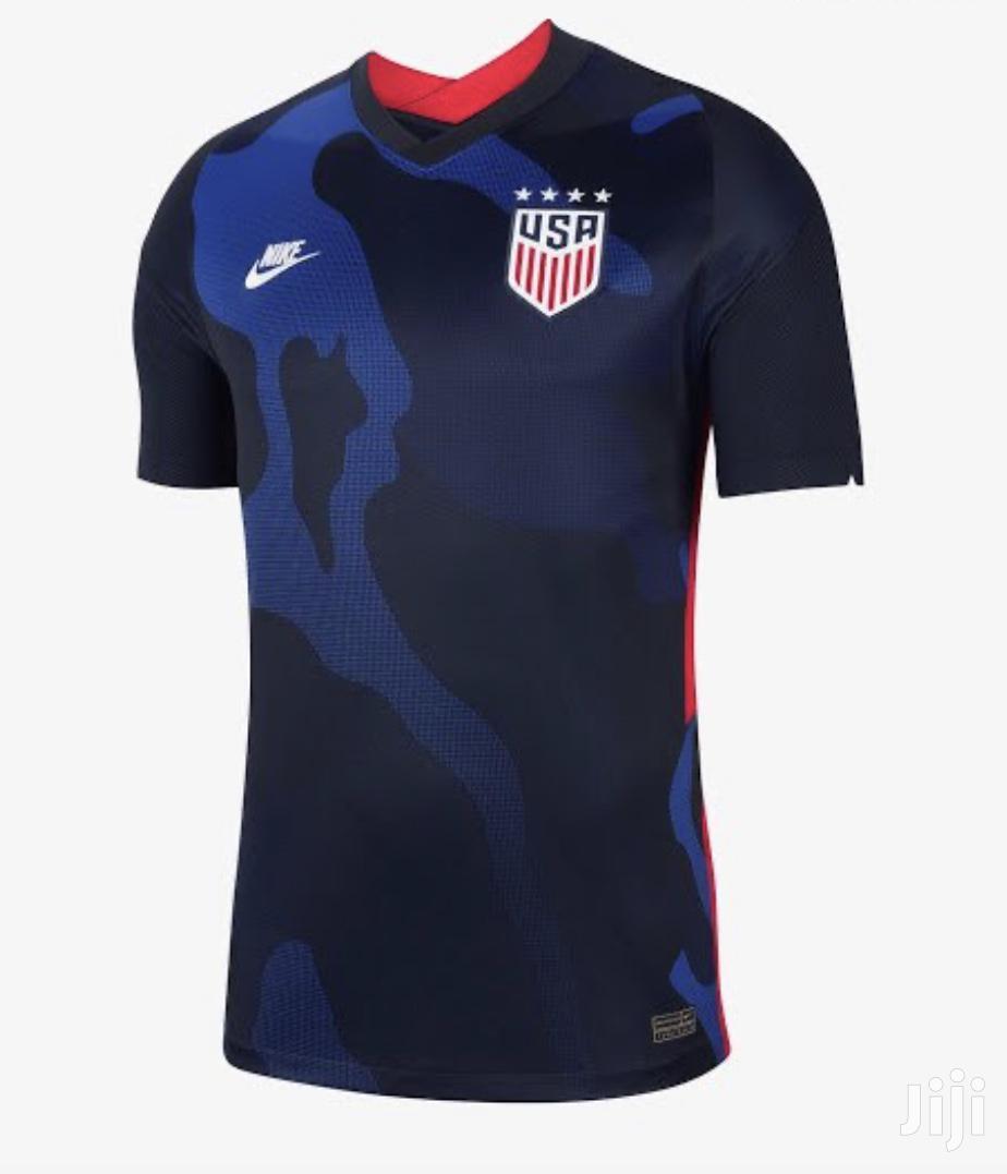 2020 USA Away Jersey
