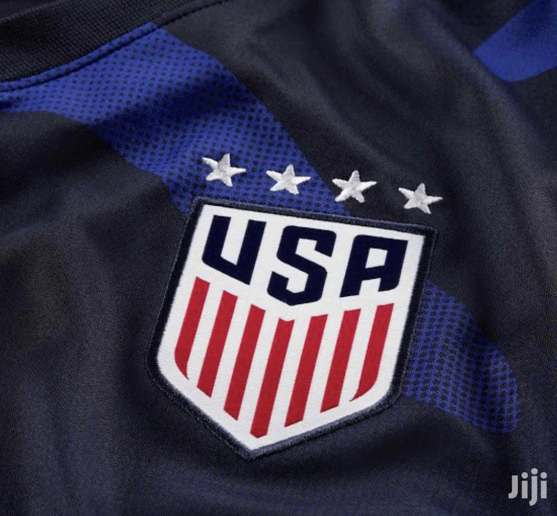2020 USA Away Jersey | Clothing for sale in Okponglo, Greater Accra, Ghana