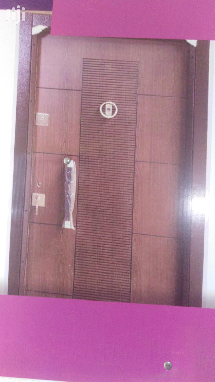 Exotic Turkey Door