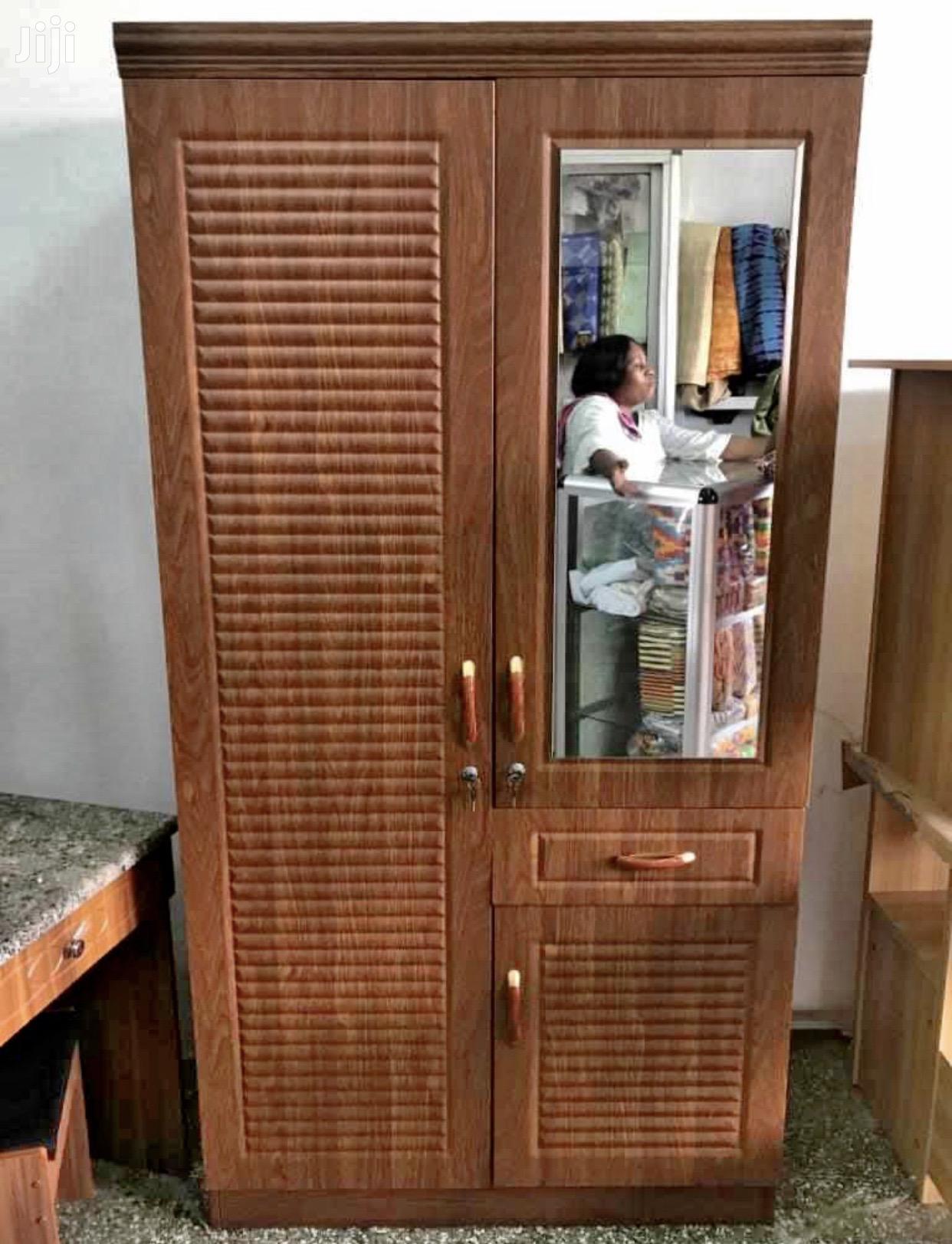 Wooden Wardrobe | Furniture for sale in Accra Metropolitan, Greater Accra, Ghana