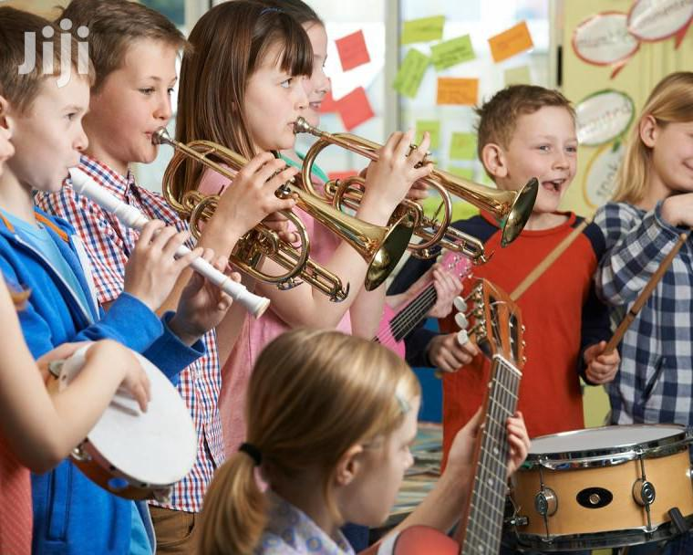Musical Instruments Training