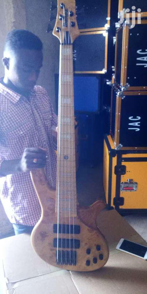 Ibanez Active Bass Guitar