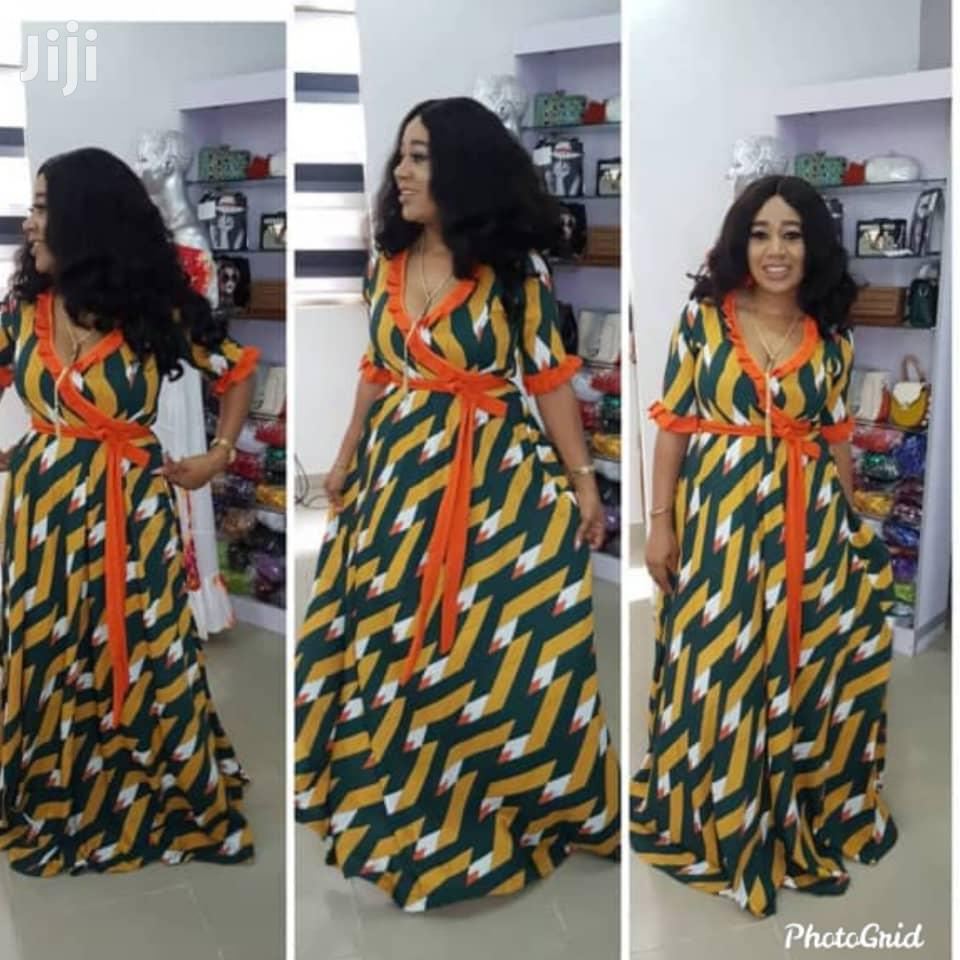 Maxi Long Dress | Clothing for sale in Bubuashie, Greater Accra, Ghana