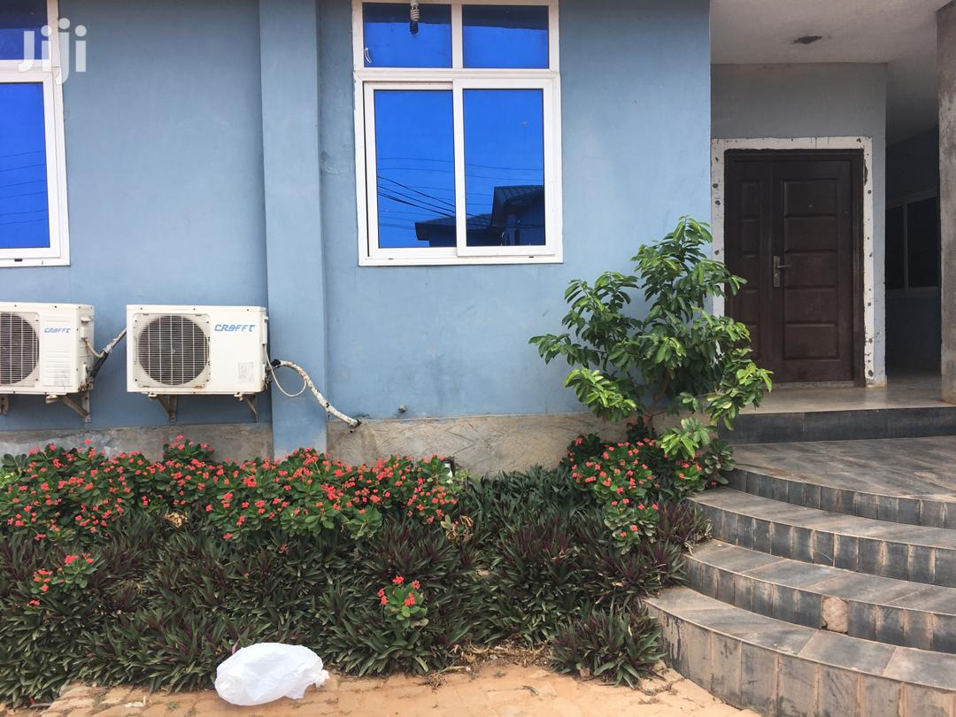 Archive: Executive Chamber and Hall Self Contain to Let at Manet Agblezaa