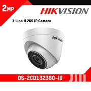 Hikvision CCTV Ds-2cd1323g0-iu 2mp IP Dome Camera | Security & Surveillance for sale in Greater Accra, Achimota
