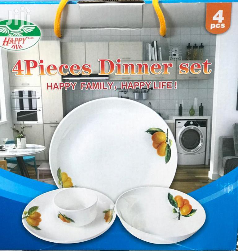 4 Pieces Dinner Set in a Gift Box