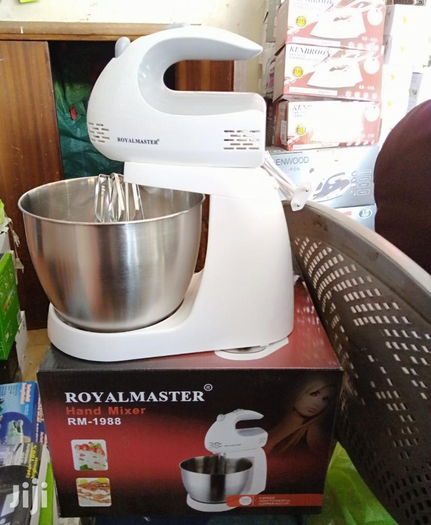 Royal Master Cake Mixer / Stand Mixer