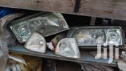 Skoda Octavia Mk1 Headlights With Indicator Lights | Vehicle Parts & Accessories for sale in Greater Accra, Adenta Municipal