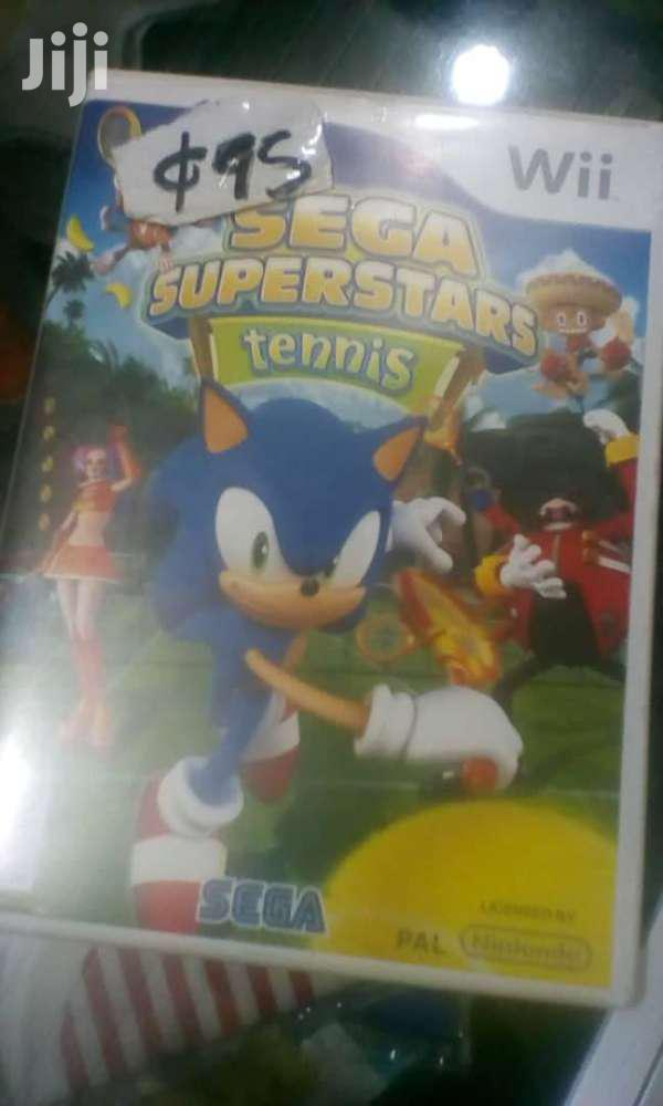 Sonic Nintendo Wii Cd For Sale