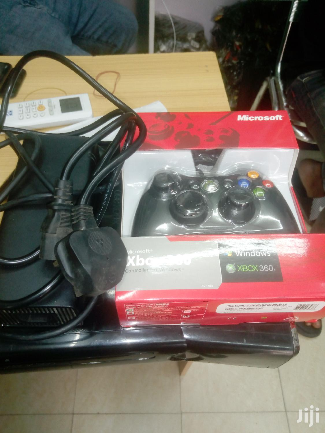 Xbox 360 Complete Console, Loaded With Games, With All Accessories | Video Game Consoles for sale in Achimota, Greater Accra, Ghana