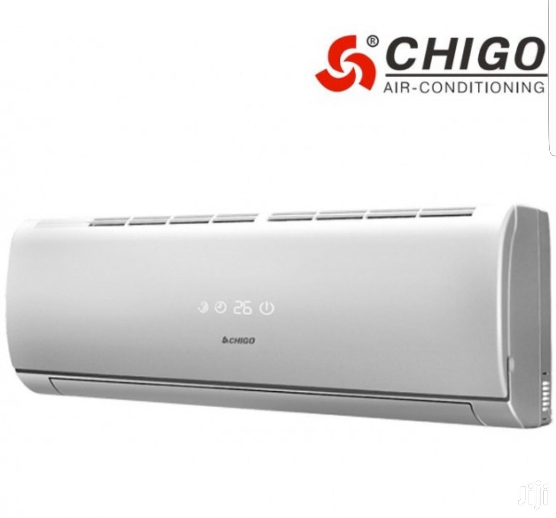 Chigo 1.5hp Split Air Conditioner Anti Rust R22 Gas