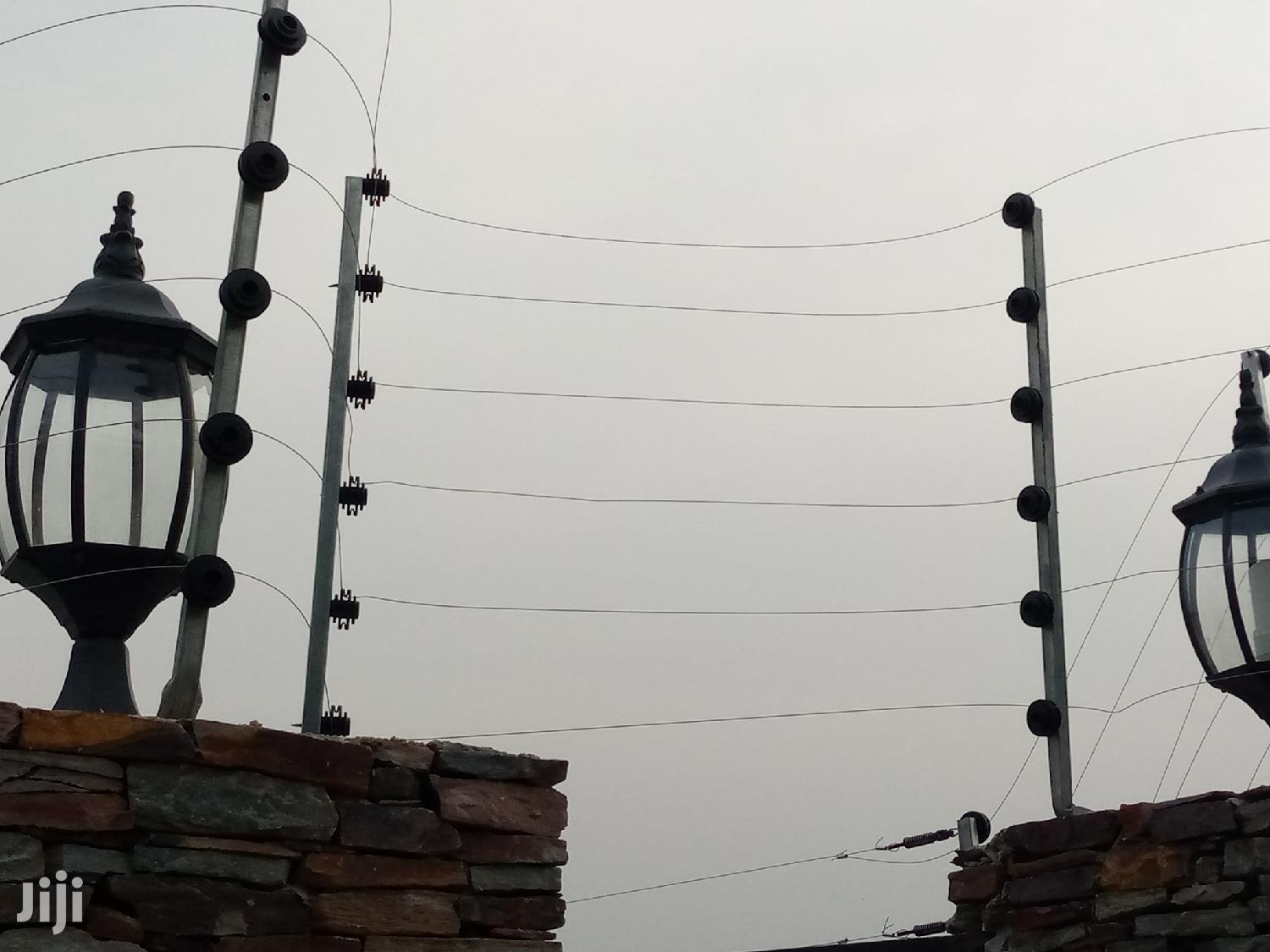 Electric Fencing Installation Company   Building & Trades Services for sale in Ga South Municipal, Greater Accra, Ghana