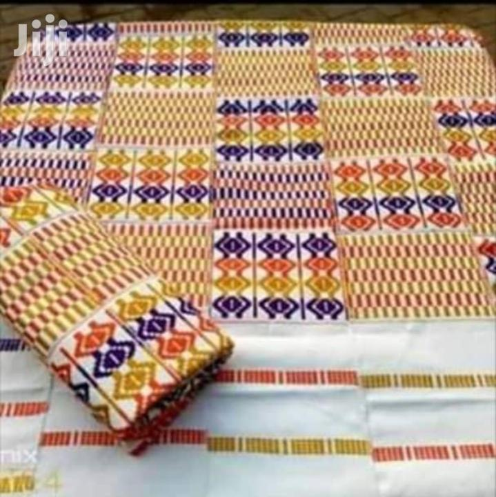 Beautiful Engagement Bonwire Kente | Wedding Wear & Accessories for sale in Achimota, Greater Accra, Ghana