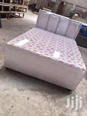 Leather Bed | Furniture for sale in Greater Accra, Osu
