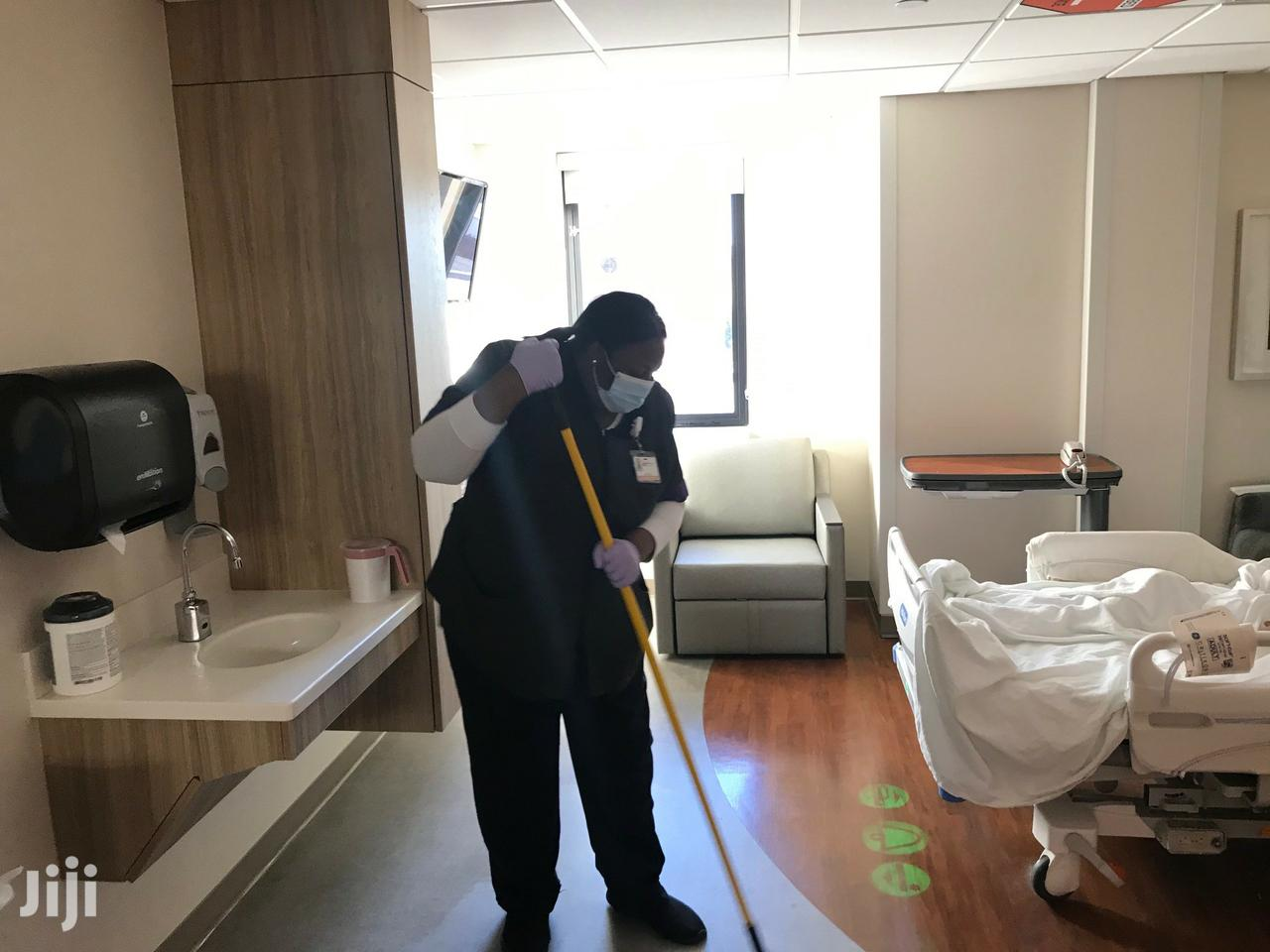 Housekeeping & Cleaning CV
