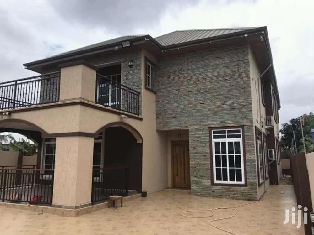 EXECUTIVE 4 BEDROOMS 1 BQ HOUSE FOR SALE AT ASHLEY BOTWE FOR 340.000$ | Houses & Apartments For Sale for sale in Adenta, Greater Accra, Ghana