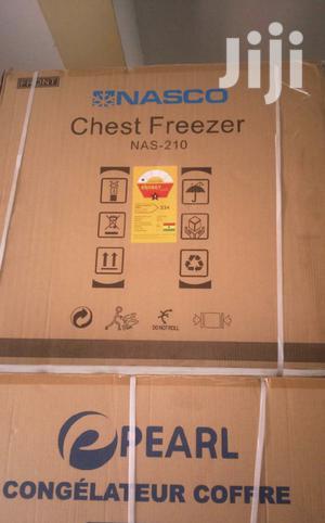 Nasco Chest Freezer 200L