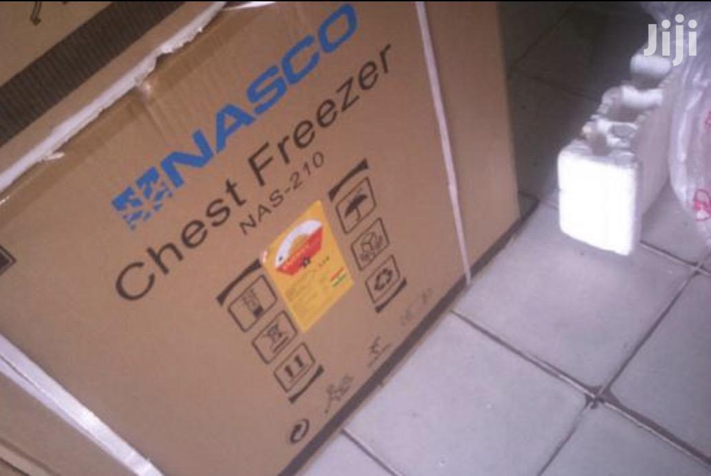 New Nasco Chest Freezer 200L