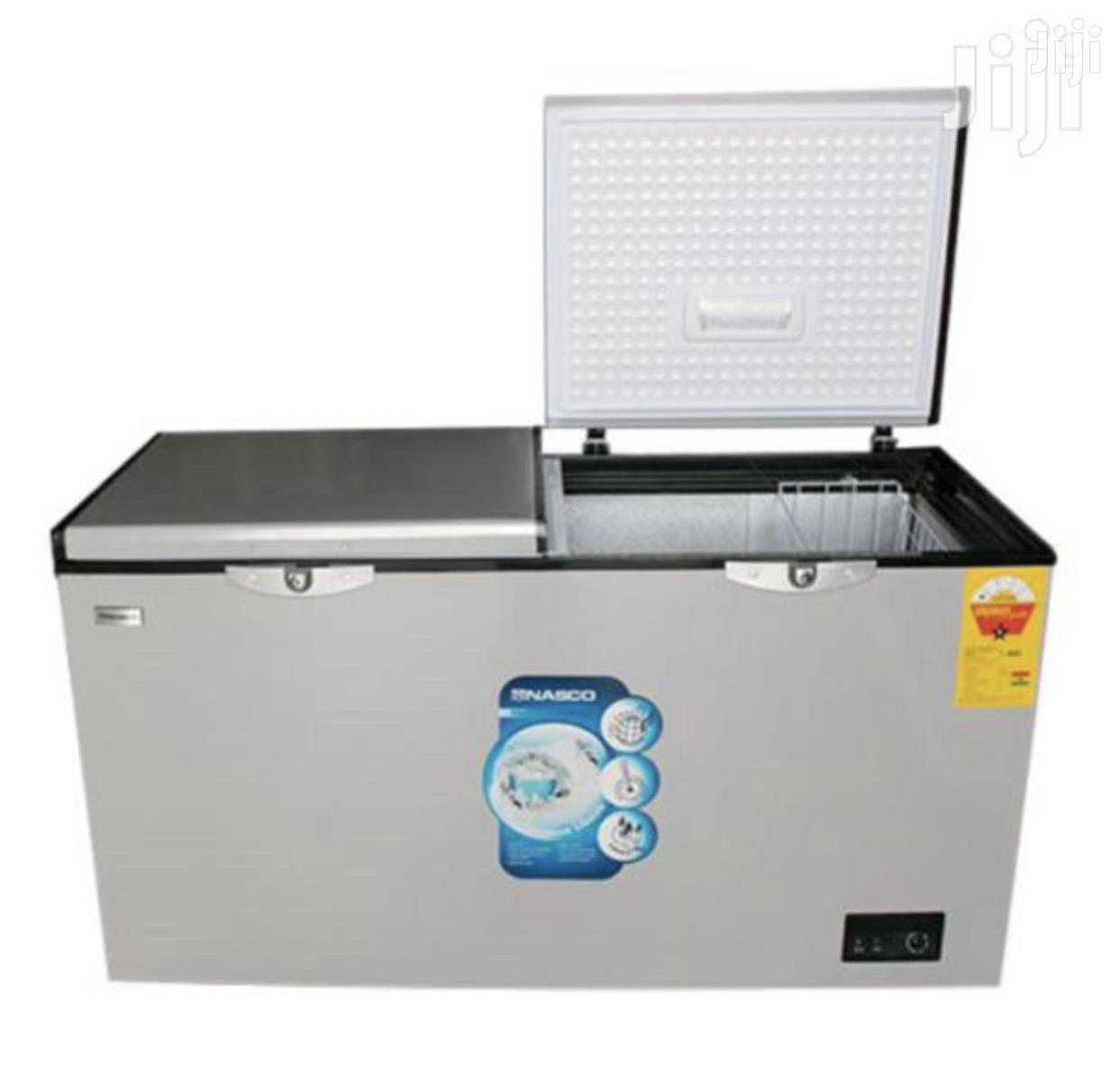 Nasco 400 Ltr Chest Freezer (Nas-500x)