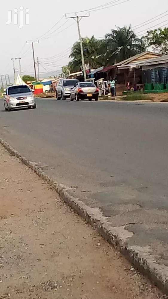Archive: Roadside Land Near The Nsawam Overhead