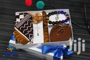 BLUE CITY Ankara Flying Tie Gift Set Package | Clothing Accessories for sale in Greater Accra, Odorkor
