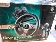 Racing Wheel (Logitect)For PS3/PC | Video Game Consoles for sale in Greater Accra, Achimota