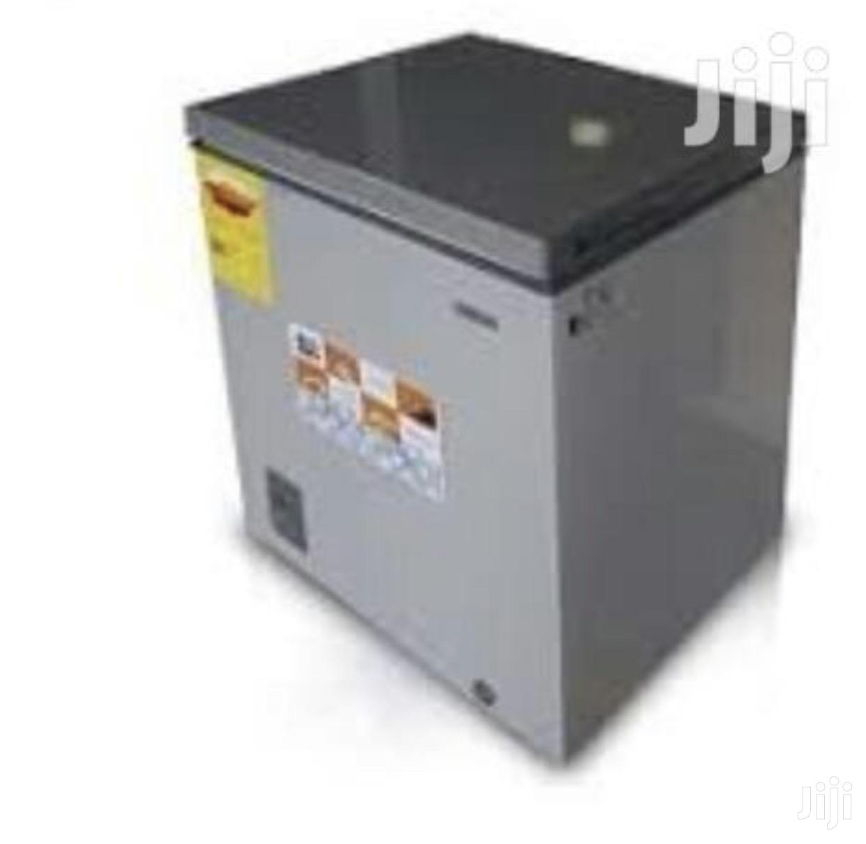"Fast Cooling"" Nasco 142 Ltrs Chest Freezer (Nas-200)"