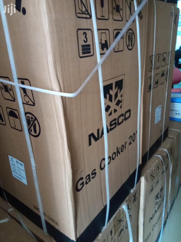 @$_-(_ Nasco 50x50 Gas Oven Cooker