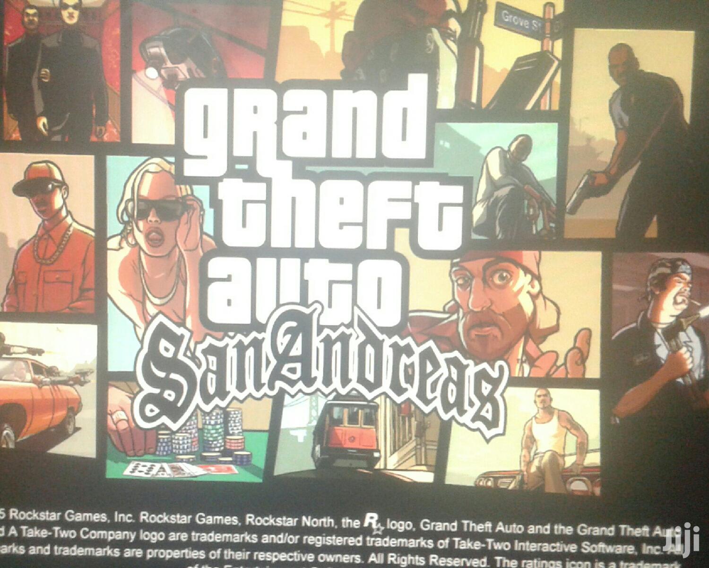 Archive: Grand Theft Auto San Andreas