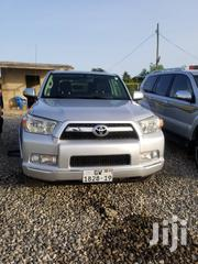 Toyota 4-Runner SR5 4WD 2012 Silver | Cars for sale in Greater Accra, Tema Metropolitan