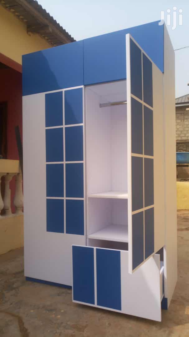 Wooden Wardrobe | Furniture for sale in Kwashieman, Greater Accra, Ghana