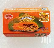 Asantee Papaya And Honey Herbal Lightening Soap | Bath & Body for sale in Greater Accra, Adenta Municipal