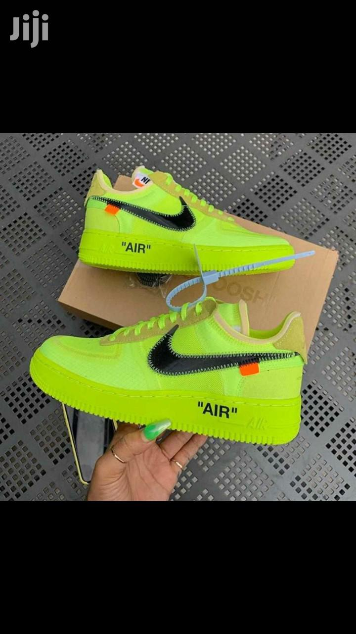 Nike Air Force 1 Light Green in North