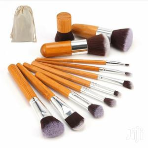 11 Pieces Kabuki Makeup Brush Set | Health & Beauty Services for sale in Greater Accra, Tema Metropolitan