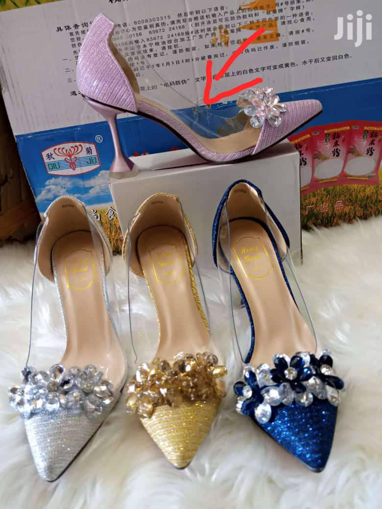 Chic Bridal Shoes | Wedding Wear & Accessories for sale in Odorkor, Greater Accra, Ghana