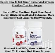 Forever Multi Maca And Forever Gin Chia - Sexual Health Solution | Sexual Wellness for sale in Greater Accra, Accra Metropolitan